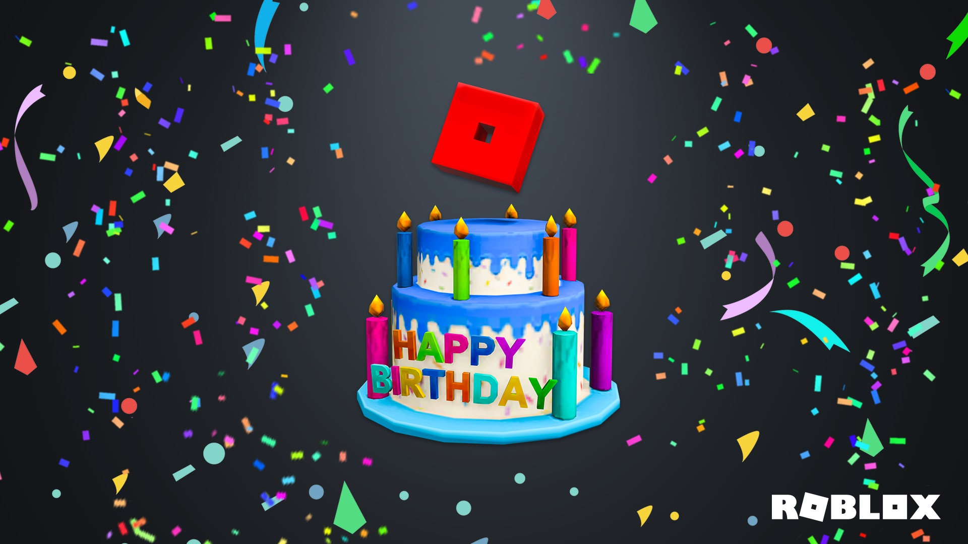 12 birthday cake twelve candles clipart svg free Happy 12th Birthday, Roblox! - Roblox Blog svg free