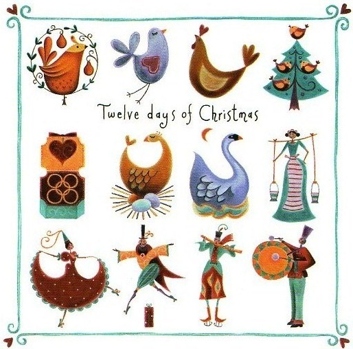 The twelve days of christmas clipart banner royalty free library 91+ 12 Days Of Christmas Clipart | ClipartLook banner royalty free library