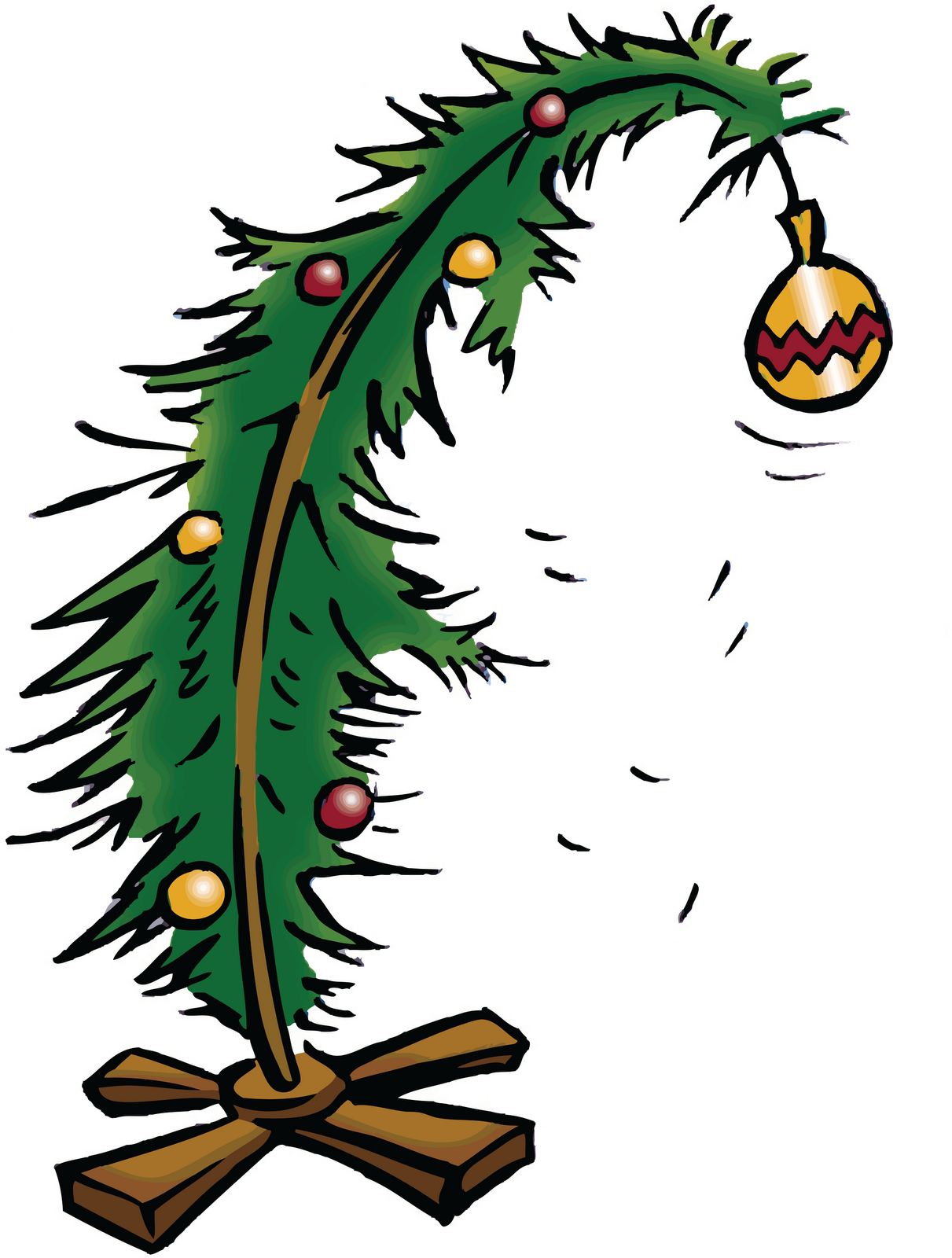 Sad tree clipart clip free library 12 Days Of Christmas Clipart Free at GetDrawings.com | Free for ... clip free library