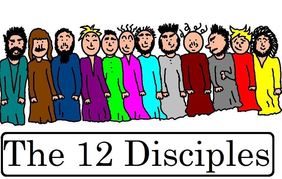 12 disciple clipart clipart transparent stock 12 Disciples Craft free image clipart transparent stock