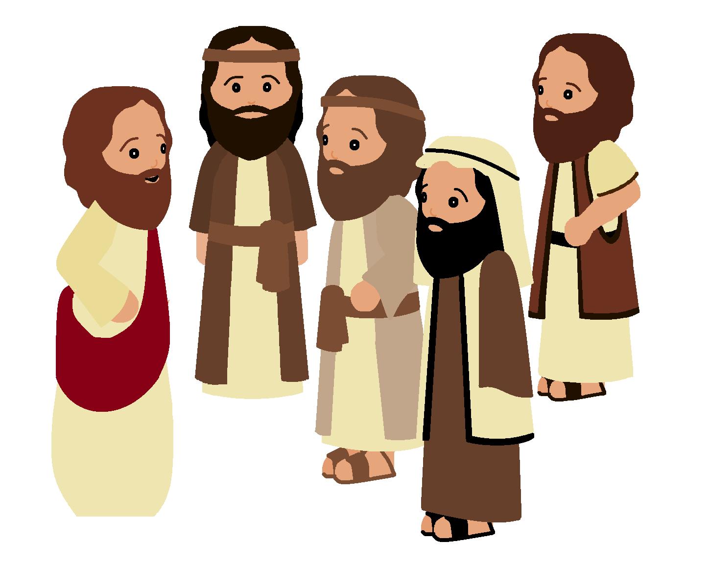 12 disciple clipart clip Disciples Cliparts - Cliparts Zone clip
