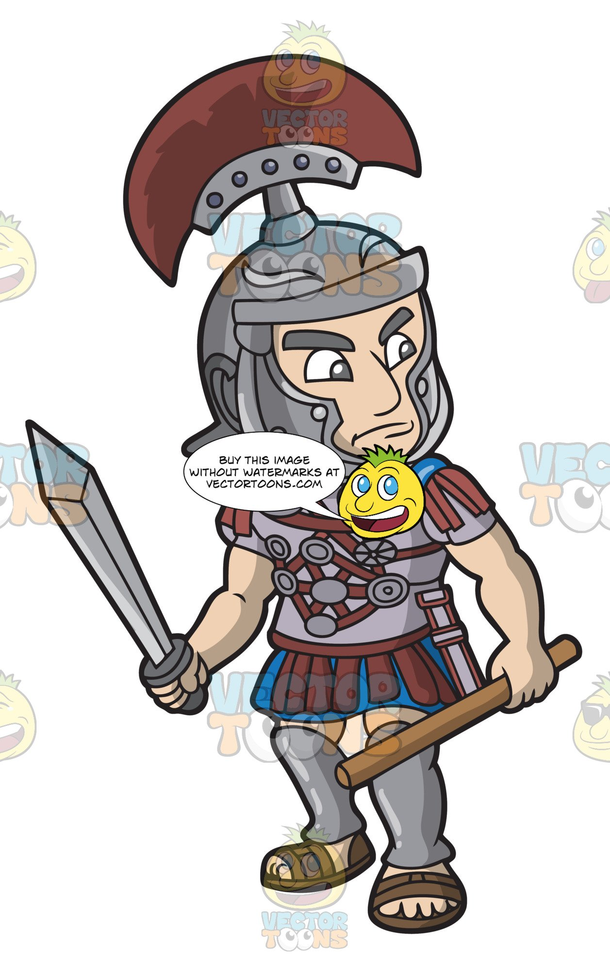 120 000 soldiers clipart