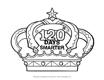 120 days smarter clipart svg transparent download 120 Days Crown   100 Days of School!   100th day, 100 days of school ... svg transparent download