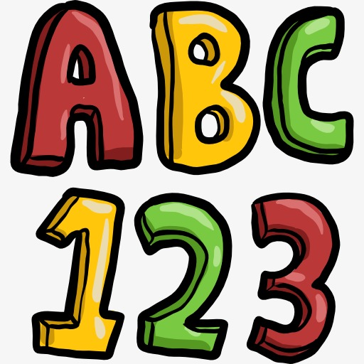 Library Of Numbers Banner Royalty Free 123 Png Files