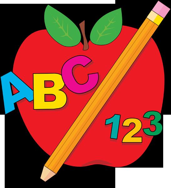 Apple clipart preschool image Free ABC 123 Cliparts, Download Free Clip Art, Free Clip Art on ... image