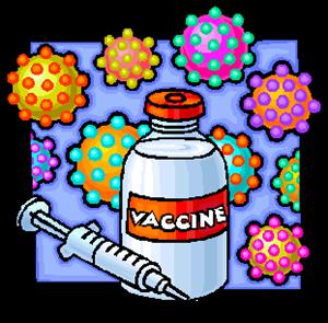 12th grade vaccination clipart image black and white library Health Center / Immunization Requirements image black and white library
