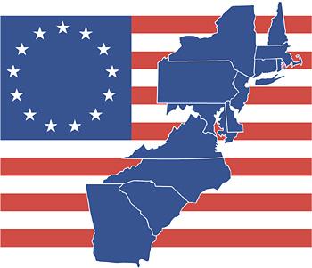 13 colonies flag clipart banner Free Thirteen Colonies Cliparts, Download Free Clip Art, Free Clip ... banner