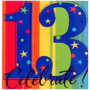 13th birthday clipart graphic number 13 image   Teenager Happy 13th Birthday Clipart - Clipart Kid ... graphic