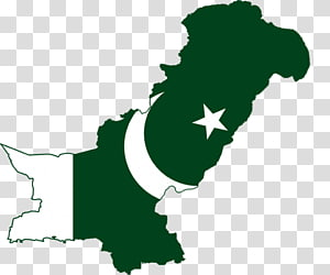Pakistan independence day clipart