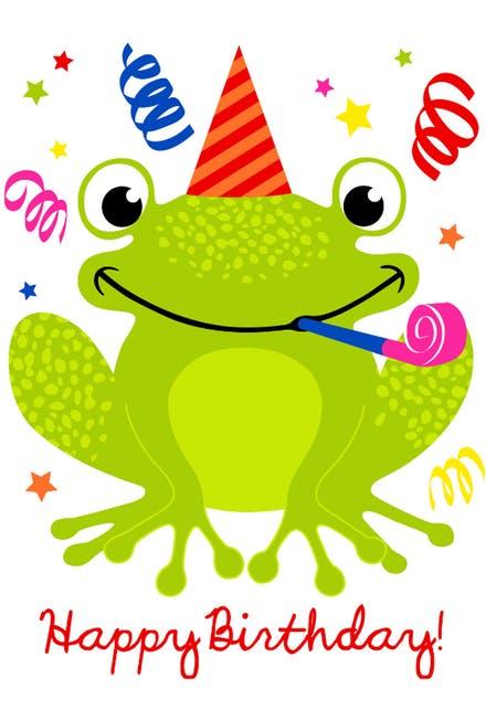 14 year boy birthday clipart jpg library download Birthday Cards For Boys (Free) | Greetings Island jpg library download