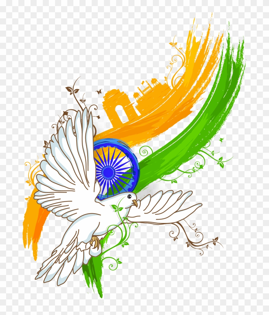 15 august clipart text banner royalty free 15 August, Happy Independence Day - Independence Day India 2018 ... banner royalty free