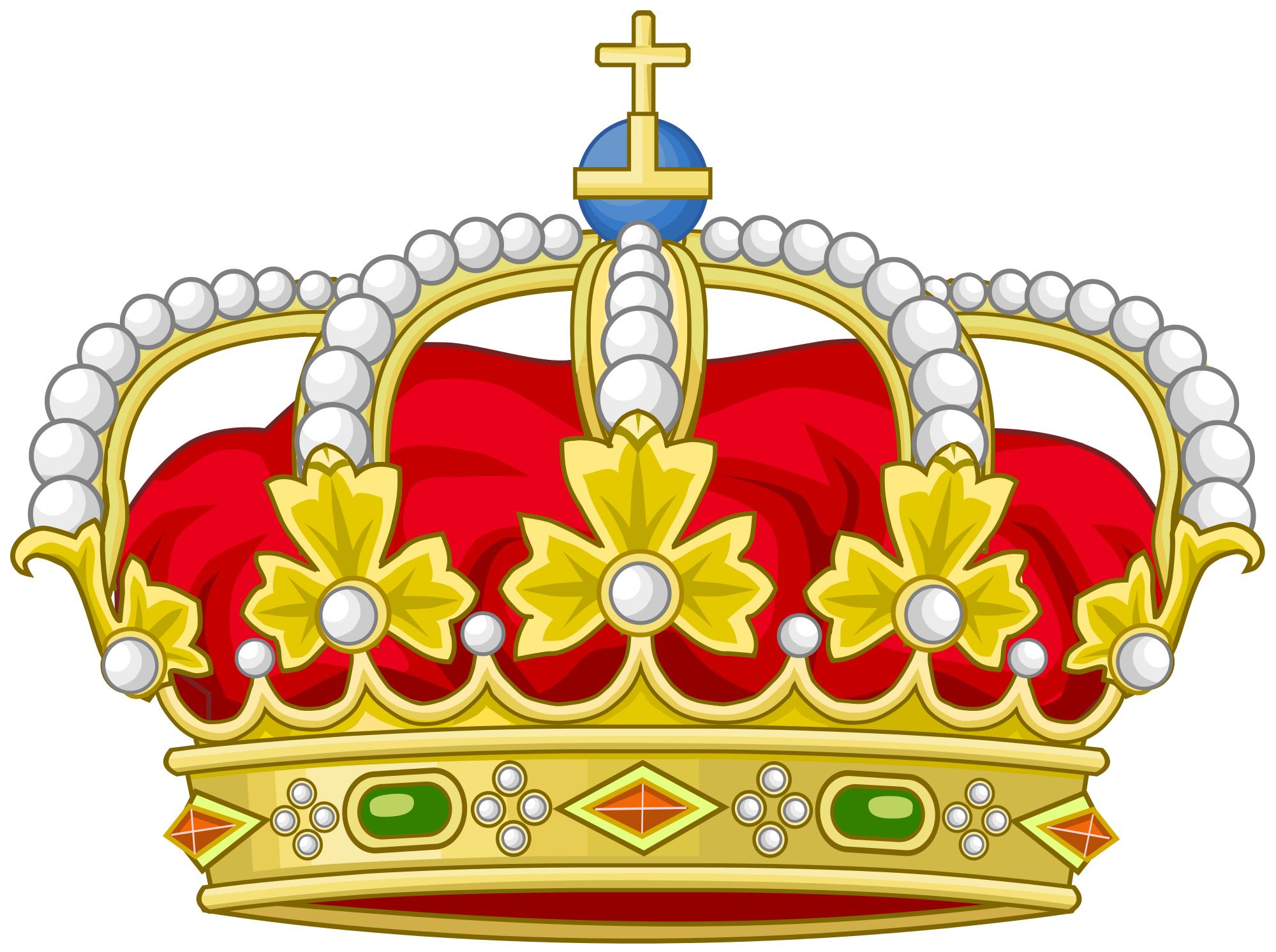 15 crown clipart banner transparent download Spain crown clipart banner transparent download