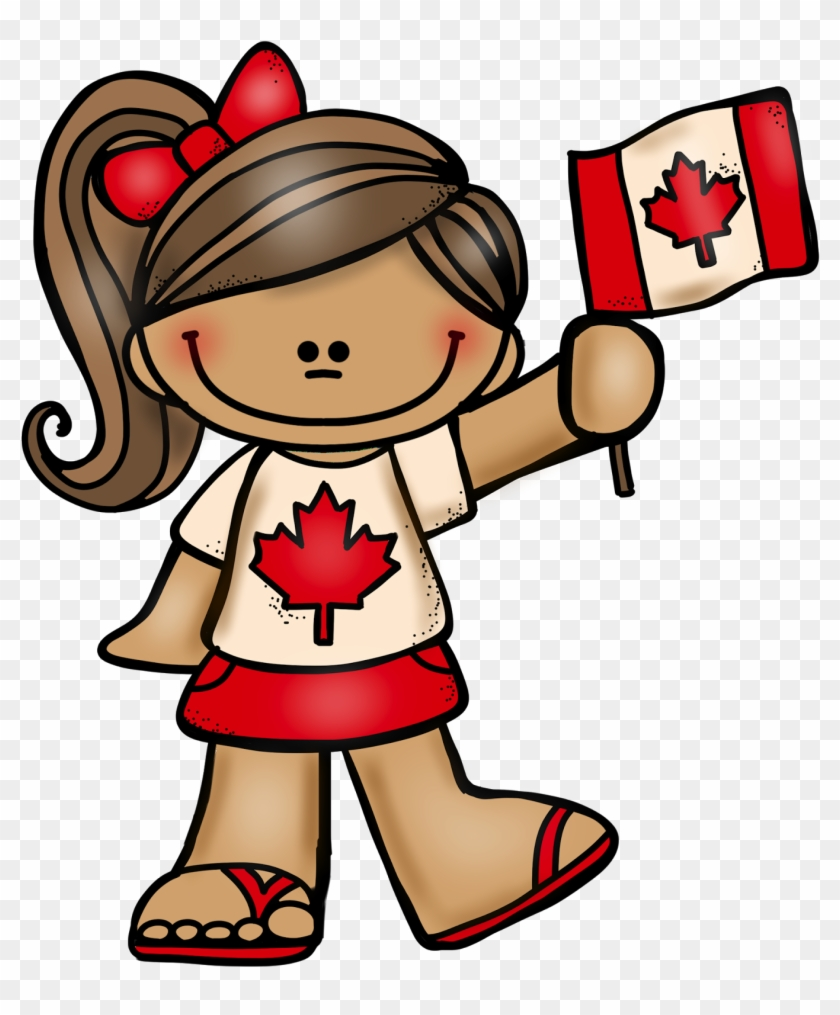 Canada day 150 clipart clip black and white download July 1st Is Canada Day Here Is A Canadian Boy And Girl - Happy ... clip black and white download