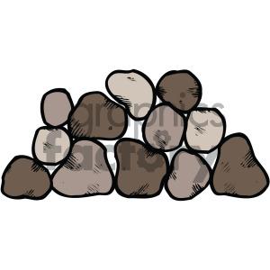 16 stones clipart jpg stone vector clipart . Royalty-free clipart # 405198 jpg