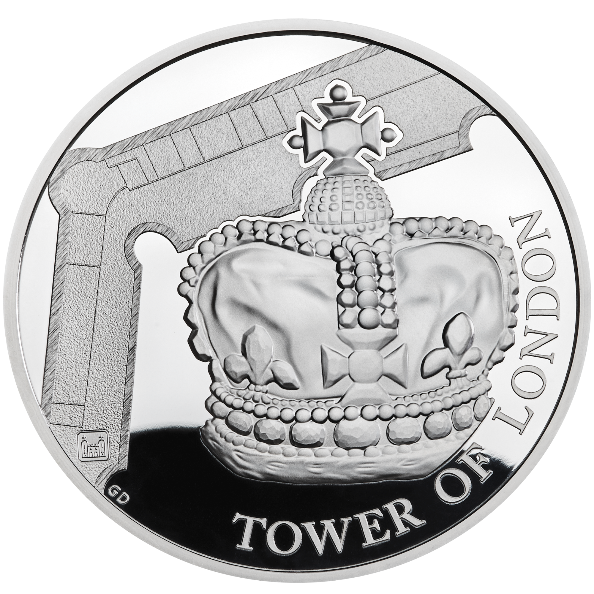 16 yrs old boynsparency clipart music tones vector royalty free library The Crown Jewels £5 coin unveiled by Royal Mint as part of new Tower ... vector royalty free library