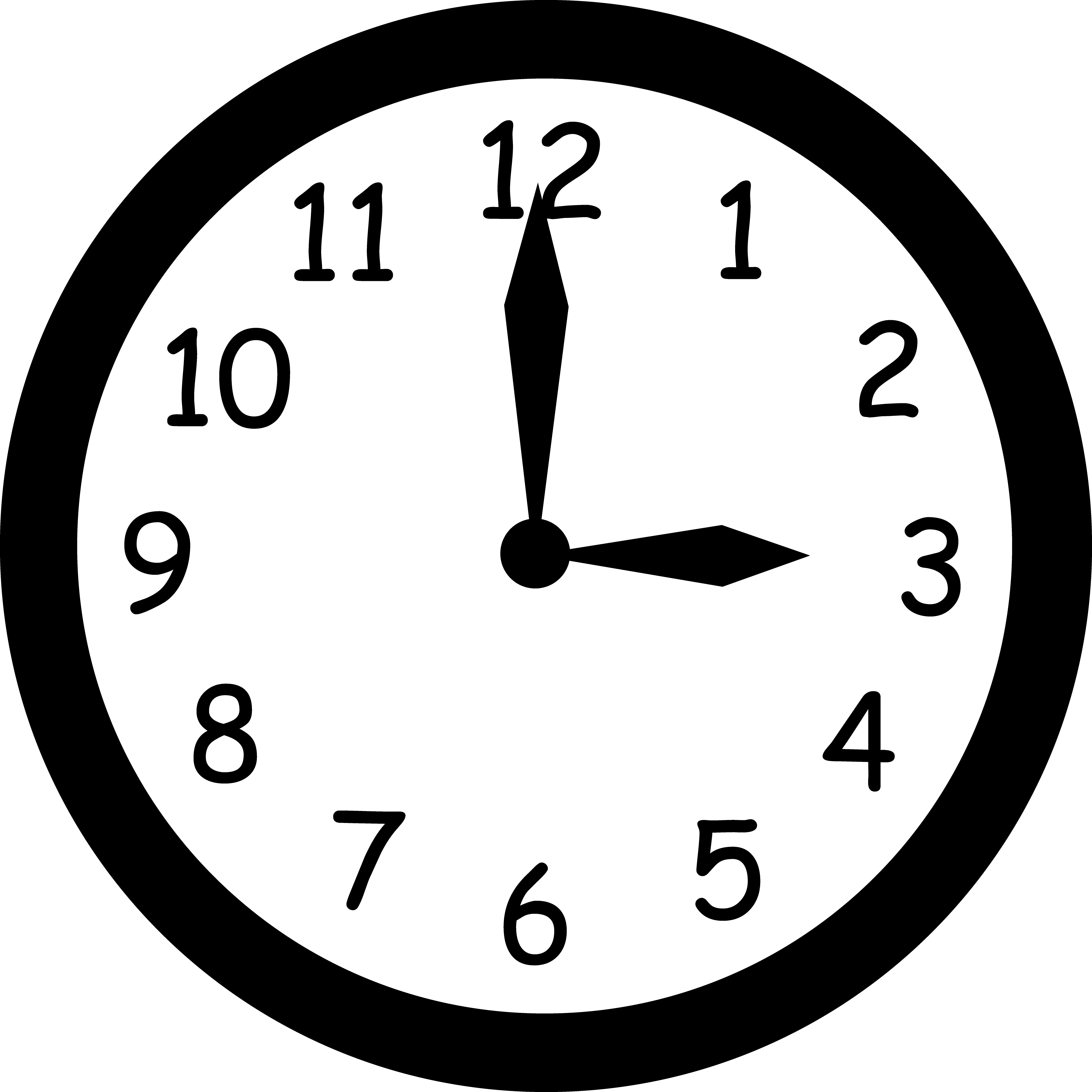 3 am clipart vector royalty free library Clock Clip Art | Clipart Panda - Free Clipart Images vector royalty free library