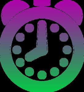 17 uhr clipart vector freeuse 337 free clipart alarm clock   Public domain vectors vector freeuse