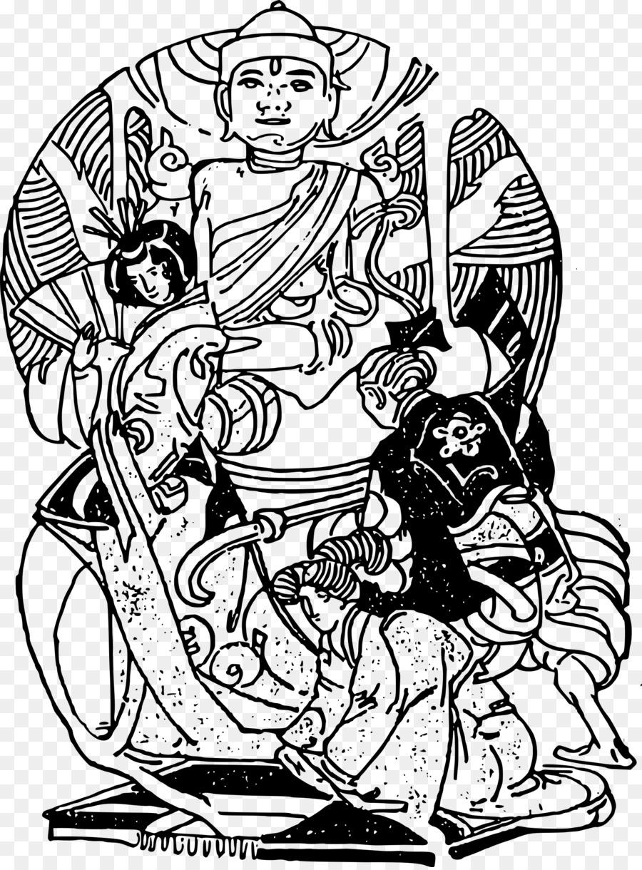 1776 clipart graphic black and white library Clip art - kimono clipart png download - 1776*2400 - Free ... graphic black and white library