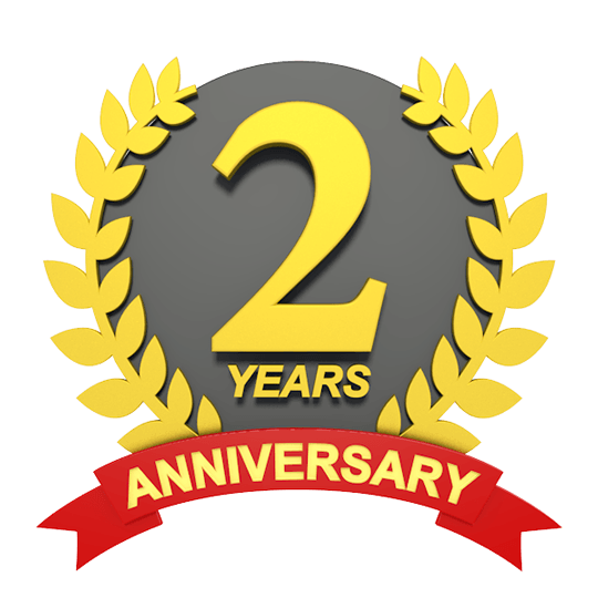 17th anniversary clipart png free stock 2 Years Anniversary Cliparts - Cliparts Zone png free stock