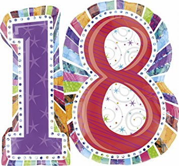 18 anni clipart graphic royalty free download PALLONE