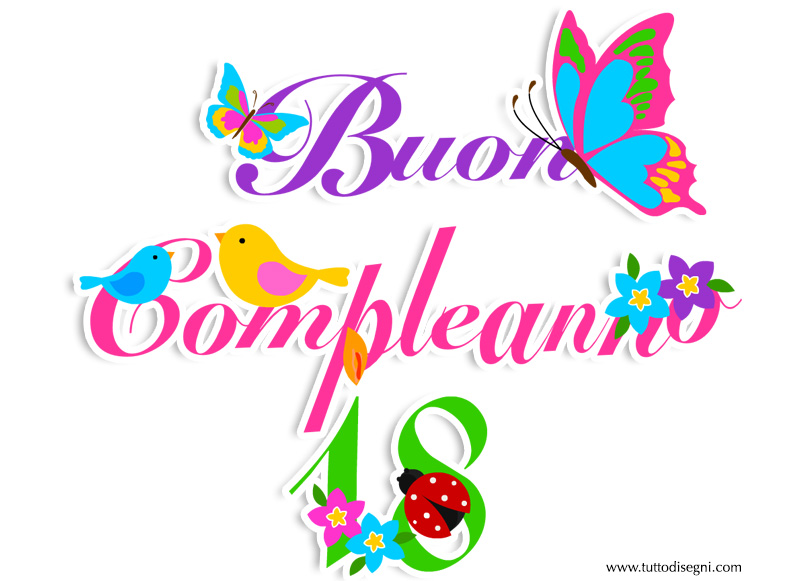 18 anni clipart - ClipartFest banner freeuse library