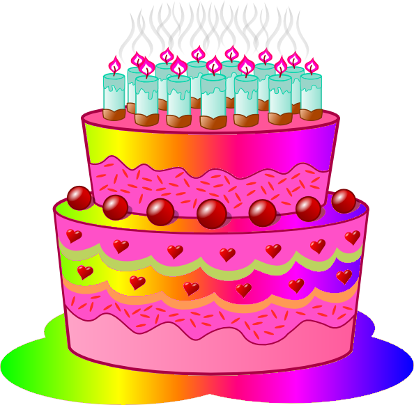 18 years birthday cake clipart clipart Free 13 Birthday Cliparts, Download Free Clip Art, Free Clip Art on ... clipart