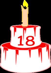 18 years birthday cake clipart clip art free stock 18 Birthday Clipart | Free download best 18 Birthday Clipart on ... clip art free stock