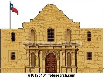1836 alamo education clipart freeuse download Alamo, Texas Clip Art | Don\'t Mess with Texas | Clip art, Texas, Art ... freeuse download