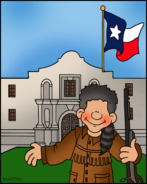 1836 alamo education clipart picture library The Alamo and Texas Independence from Mexico for Kids - FREE ... picture library