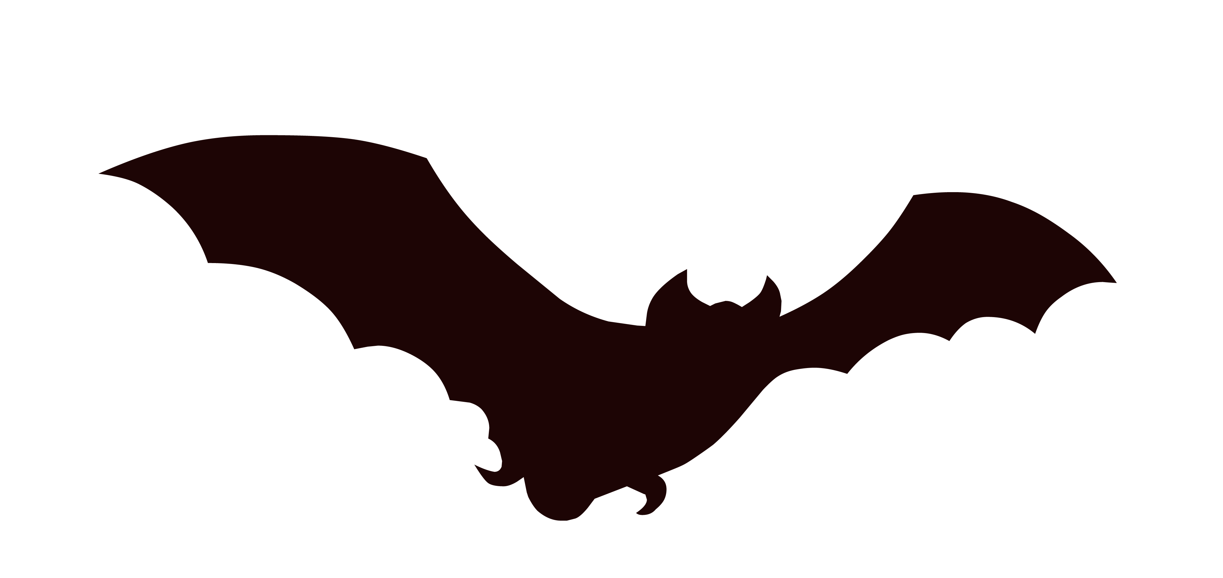 1850 clipart clip freeuse library Bat Animation Cartoon Clip art - bat png download - 3913*1850 - Free ... clip freeuse library
