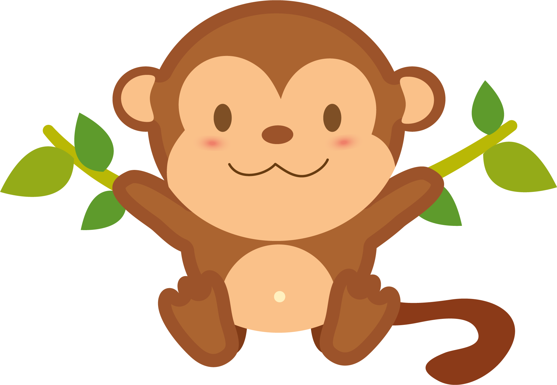 1850 clipart picture free library Monkey Clip art - monkey png download - 1850*1280 - Free Transparent ... picture free library