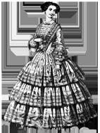 19 century women clipart clip art free Clip Art of Victorian Clothing clip art free