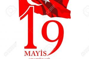 19 mayis clipart
