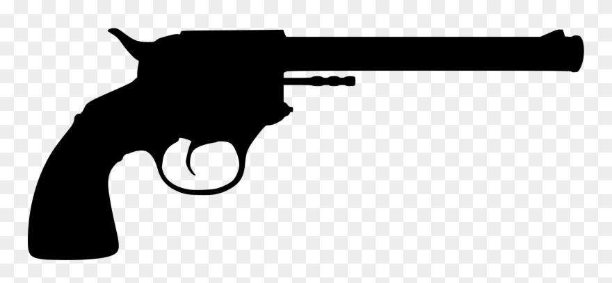Revolver clipart