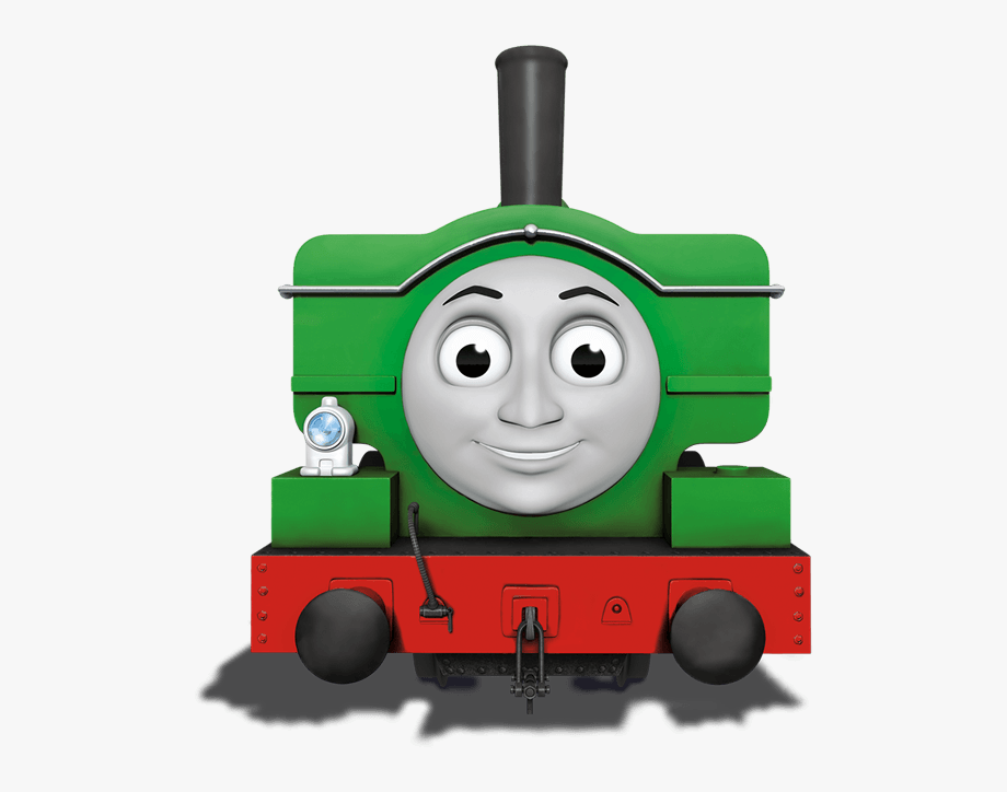 1915 train free clipart graphic Thomas The Tank Engine Clipart Green Train - Duck The Great Western ... graphic