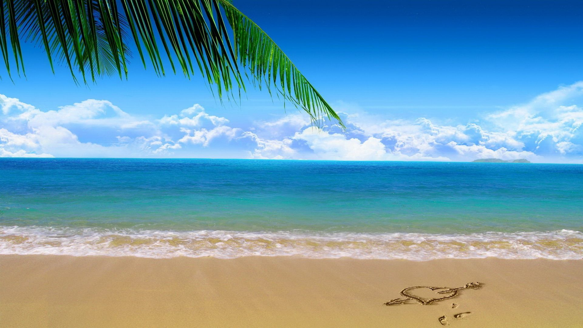 1920x1080 backgrounds clipart graphic library download Beach Backgrounds Clipart | Beach Wallpapers | Beach wallpaper ... graphic library download