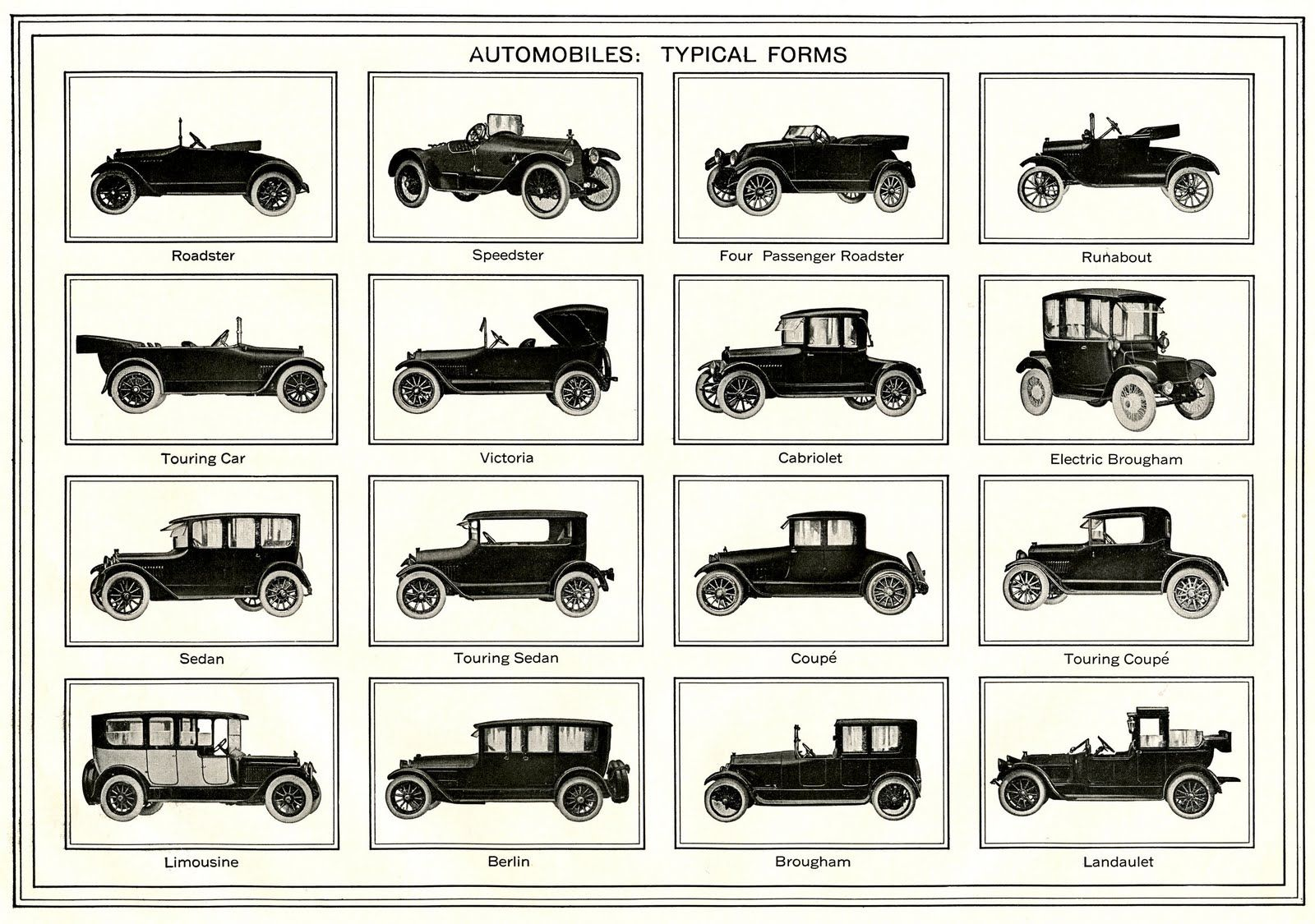1930 clipart black and white jpg stock Vintage Father\'s Day Clip Art - Old Automobiles | classic cars ... jpg stock