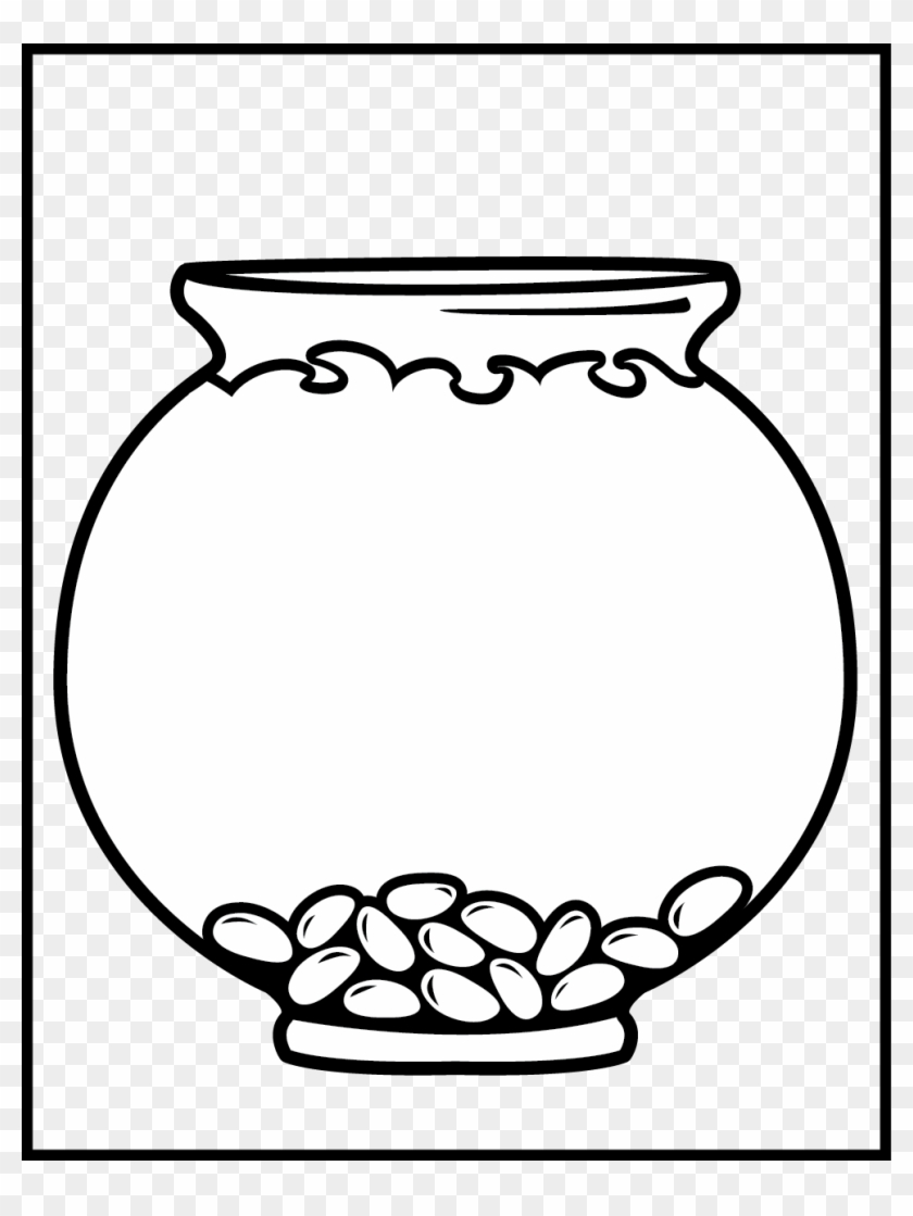 1930 clipart black and white vector freeuse Download Free png Fish Clip Art Black And White Fish Bowl Clip Art ... vector freeuse