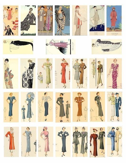 1930 s fashion clipart graphic black and white stock Pin by Lunchtime Studios on 1920s Fashion | 1930s fashion, Fashion ... graphic black and white stock