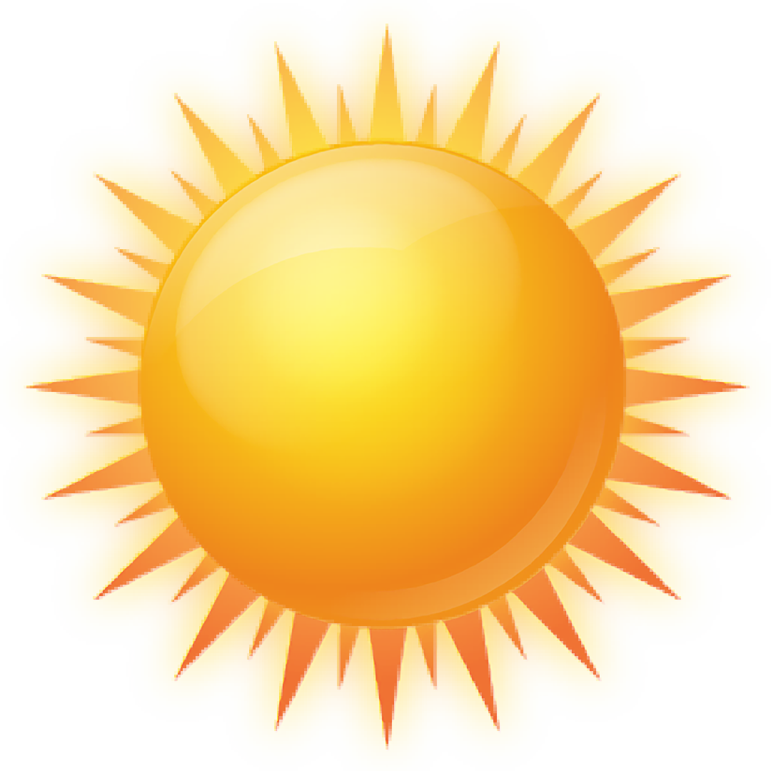 Sun clipart for photoshop vector library library Picture sun free download on png 2 - Clipartix vector library library