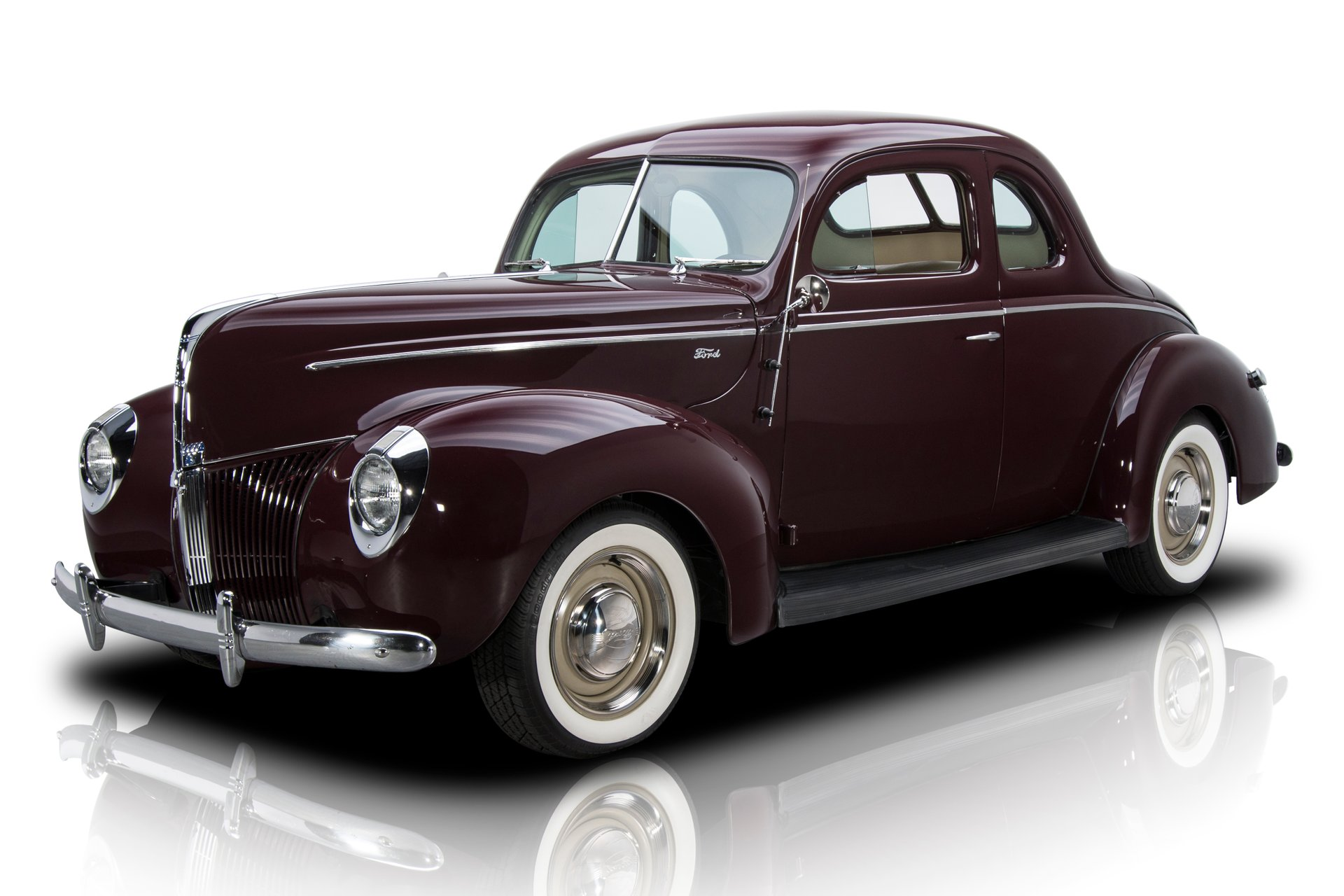 1940 ford deluxe coupe clipart stock Sold Inventory | RK Motors Classic Cars for Sale stock