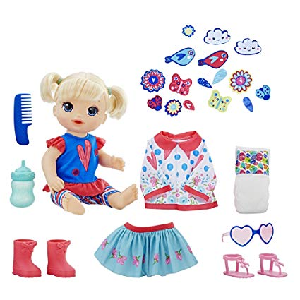 1940 s baby stuff clipart clip art transparent Baby Alive So Many Styles Baby (Blonde Straight Hair) clip art transparent