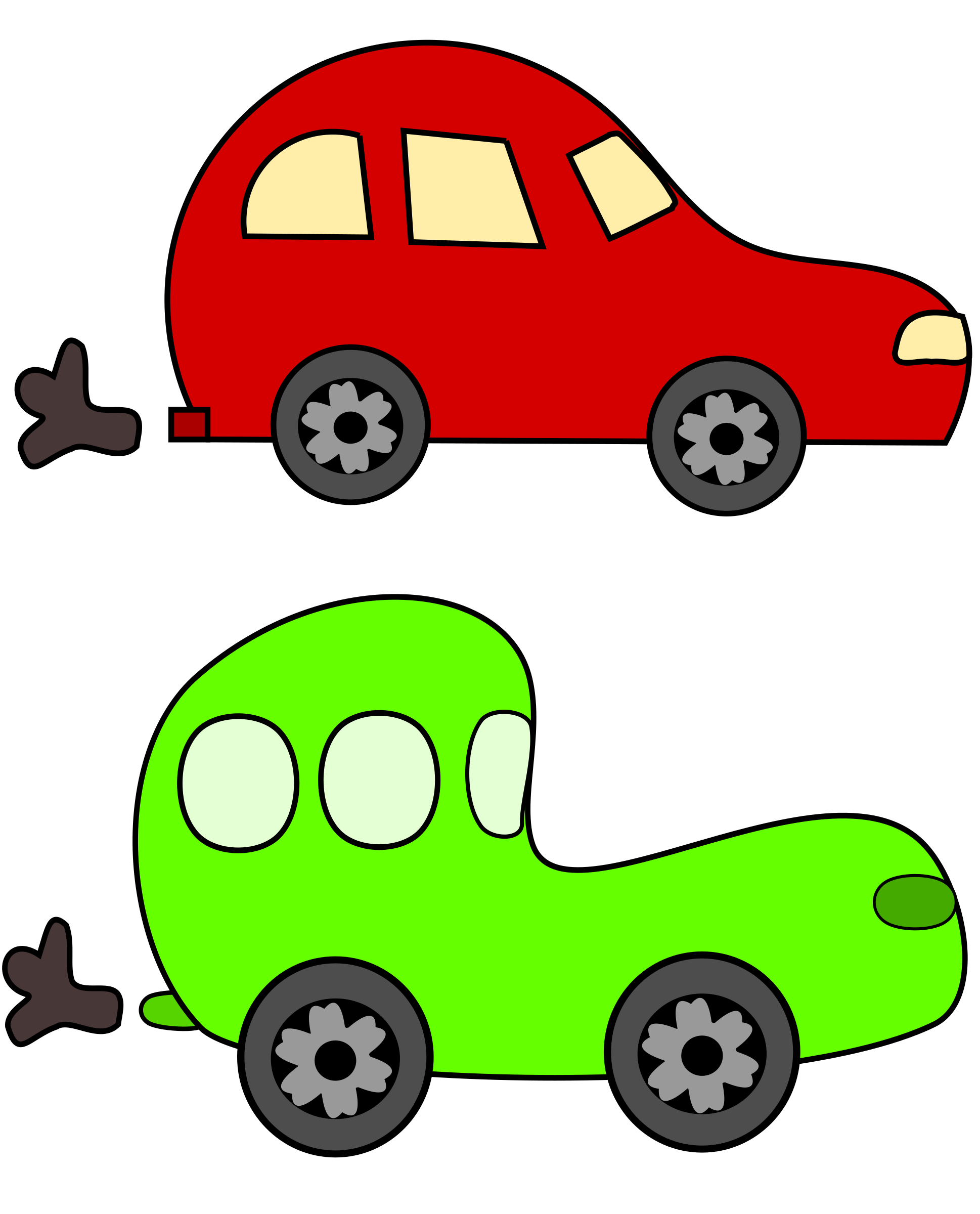 Little tikes car clipart