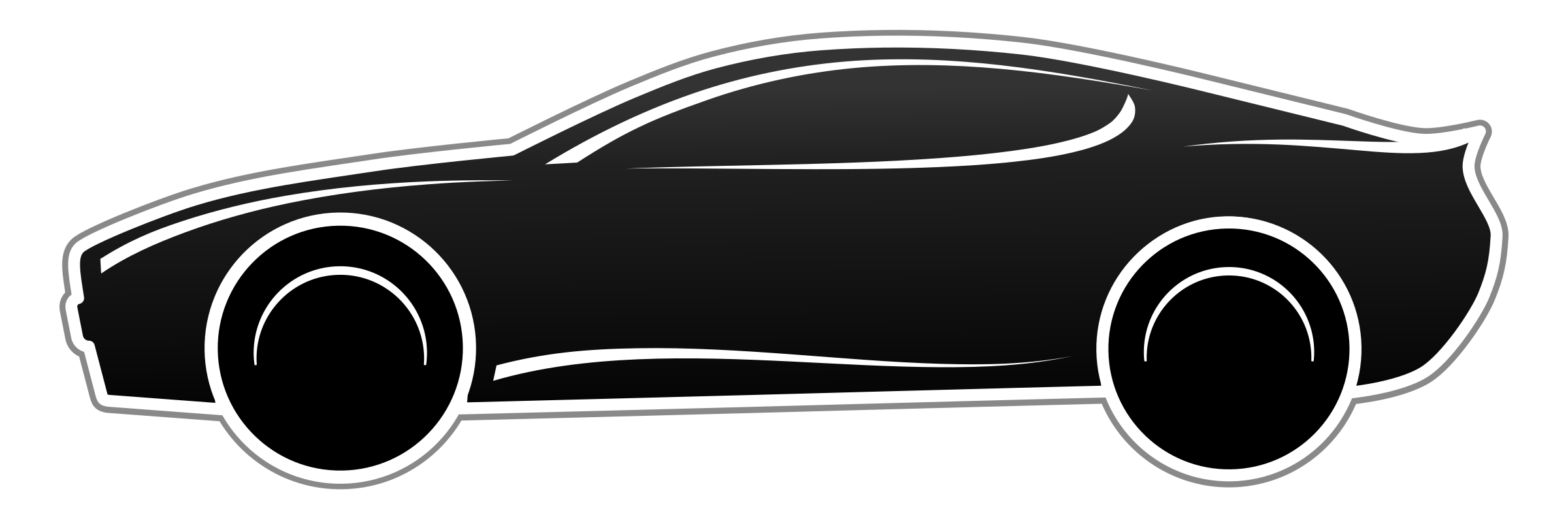 Working on car clipart graphic freeuse library Fast Car PNG Black And White Transparent Fast Car Black And White ... graphic freeuse library