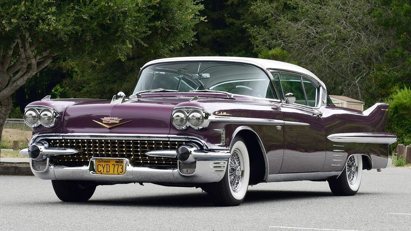 1949 cadillac coupe deville clipart picture free 1958 Cadillac Series 62 Coupe DeVille #classiccars1957cadillac ... picture free