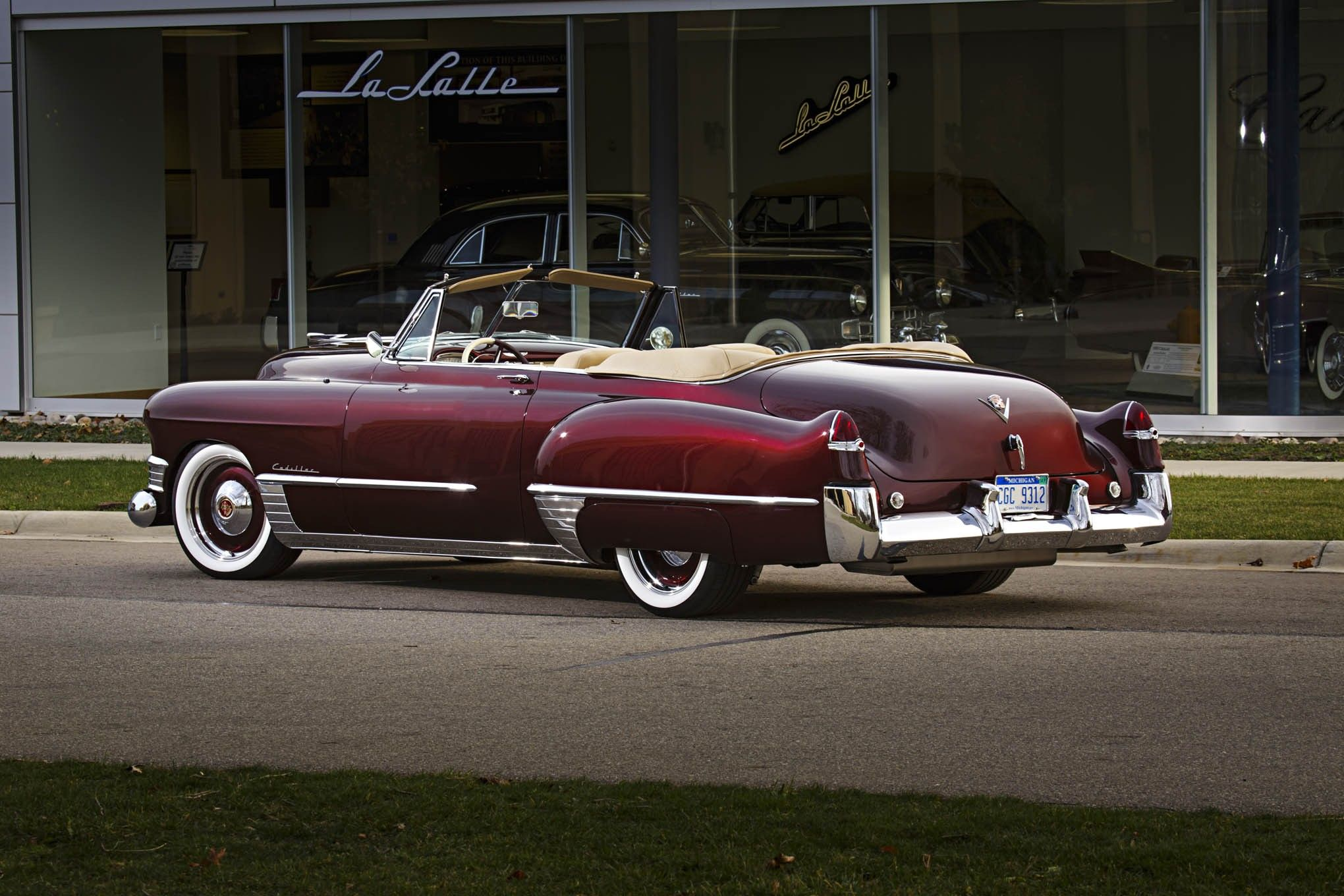 1949 cadillac coupe deville clipart jpg download 1949 CADILLAC CONVERTIBLE   VINTAGE CARS   American classic cars ... jpg download