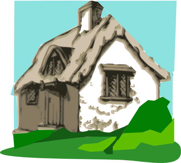 1950 cottage house clipart clipart royalty free library 87+ Cottage House Clipart - NET To Apply A Text Watermark Graphics ... clipart royalty free library