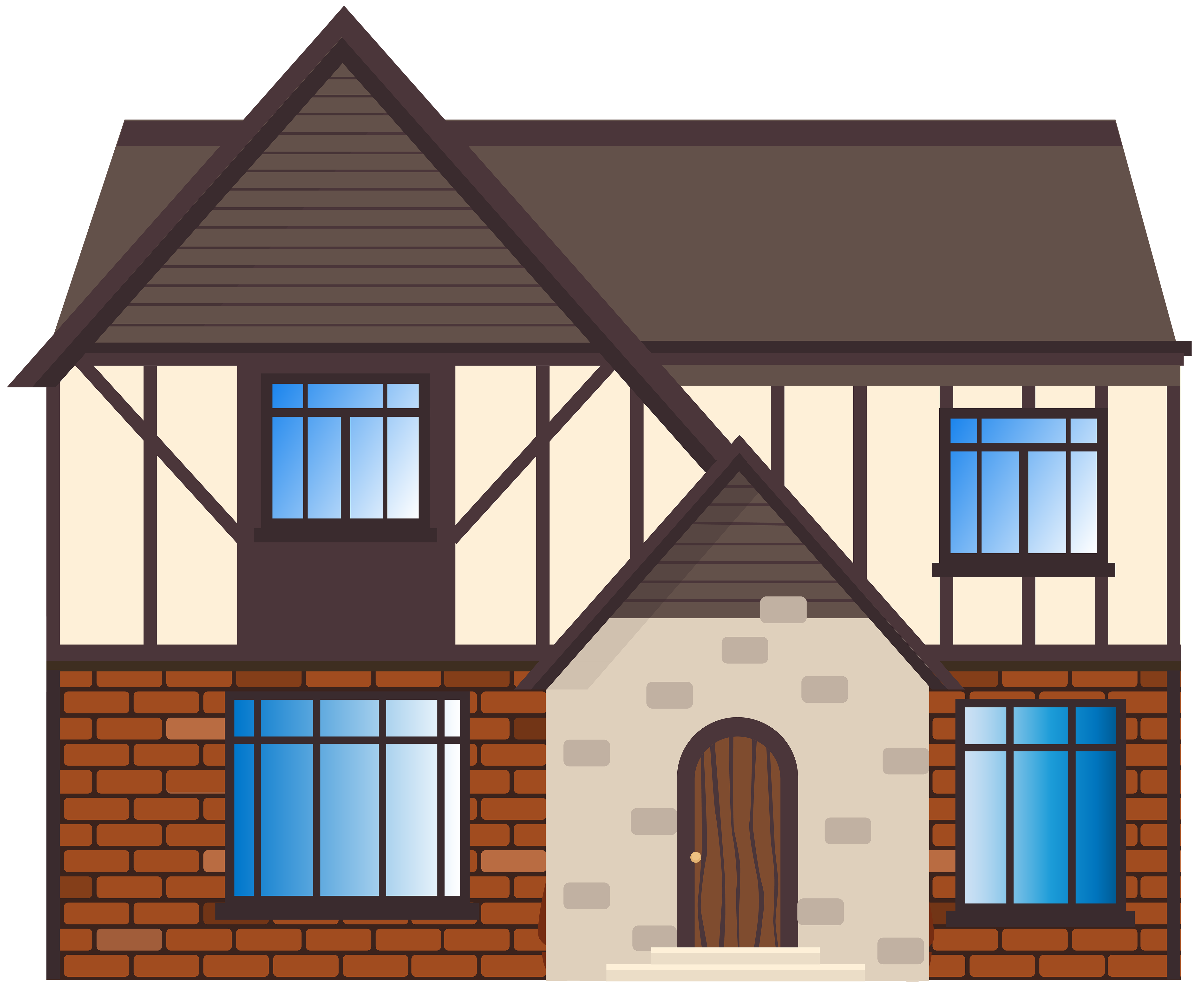 House windows clipart svg 95+ Cottage House Clipart Cottage House Clipart - Cottage Clipart ... svg