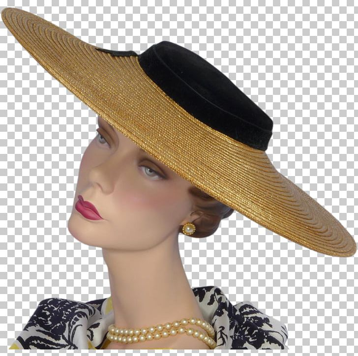 1950 s hat for women clipart png library 1950s Cartwheel Hat 1940s Sun Hat PNG, Clipart, 1940s, 1950 S, 1950s ... png library