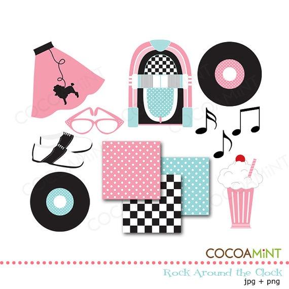 50s party clipart clip art download Free Sock Hop Cliparts, Download Free Clip Art, Free Clip Art on ... clip art download